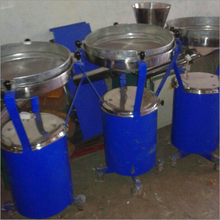 Agarbatti Sieving Machine
