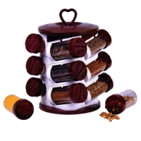 Spice Jar Set (12 Pieces)