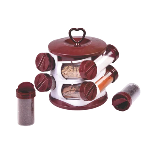 Spice Jar Set (8 Pieces)