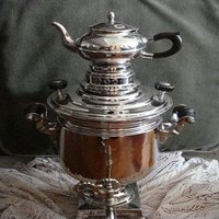 Un Samovar Coffee Urn