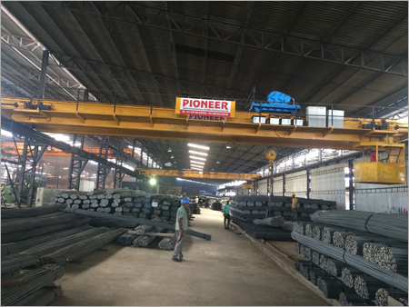 Single Girder Bridge Cranes