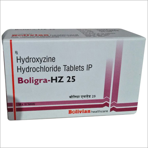 Hydrochloride Tablets IP