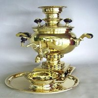 Indian Coffee Urn