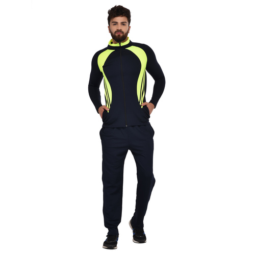 Mens Fitted Tracksuit Bottoms