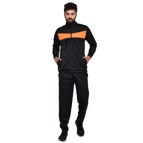 Mens Polyester Tracksuit Bottoms