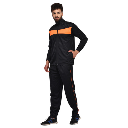 Black Jogging Bottoms Mens