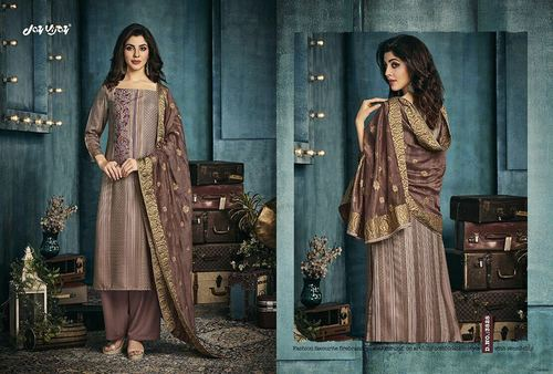 Indian Designer Casual Printed Salwar Suit