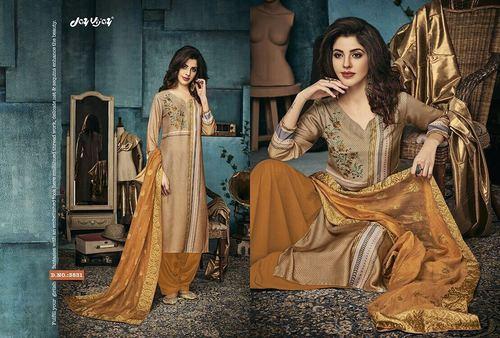 Designer Casual Printed Salwar Suit