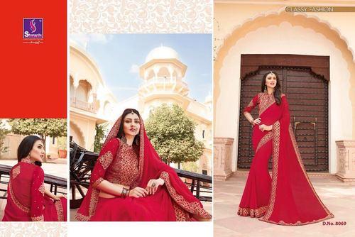 Indian Designer Cotton Saree