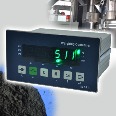 Industrial Process Weighing Controller