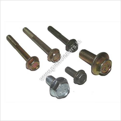 Hexagon Flange Bolt & Screw