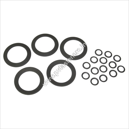 Safety Lock Disc Washer