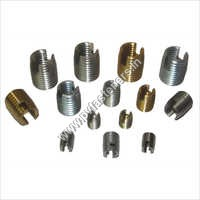 Self Tapping Inserts Slotted Series