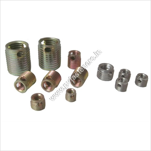 Self Tapping Solid Inserts Hole Series