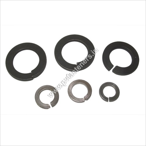 Spring Washer Flat Section