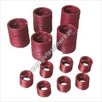 Wire Thread Inserts Screw Locking