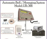 Wireless School Bell System