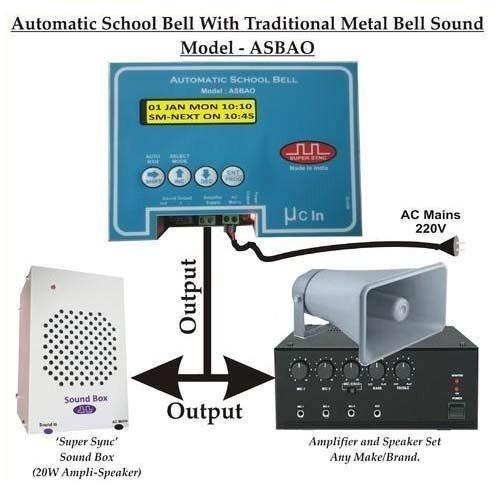 3rd Generation School Bell System
