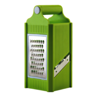 4  in 1 - Veg Slicer & Grater