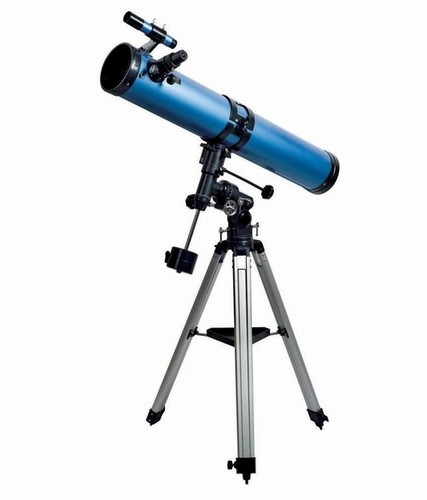 Space Probe 114 mm EQ Reflector Telescope