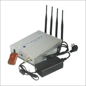 Quad Band Mobile Signal Jammer