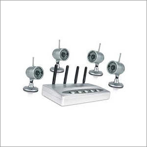 4GHz Wireless Camera Kit