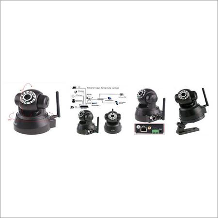 Economical H.264 IP Camera
