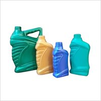 Automobile Lubricant Bottle