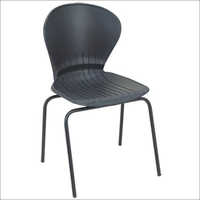 Cafe Chairs Without Armrest