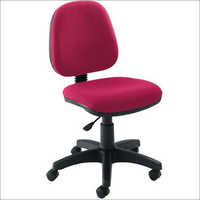 Workstation Chair Without Armrest