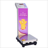 Coin Operated Scale