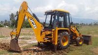JCB Machine on Rent