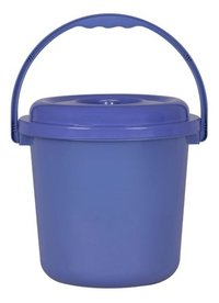 Dust Bin With Lid