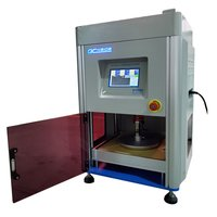 Foam compression hardness tester