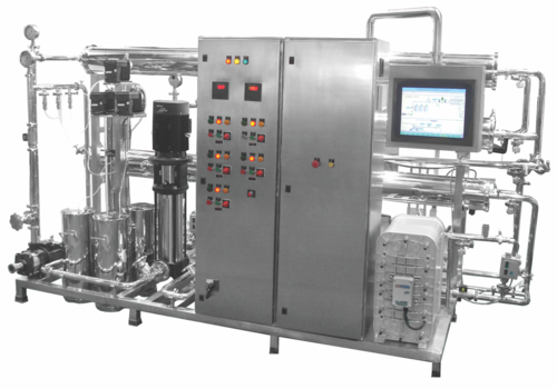 Industrial Purified Water Treatment Plant