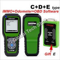 OBDSTAR X100 PROS C D E model Key Programmer with EEprom Adapter IMMOBILISER Odometer