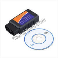 WIFI Wireless ELM327 OBD2 OBDII Auto Diagnostic Scanner Tool