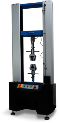 Universal tensile test machine