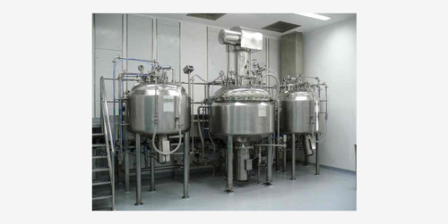 Pharmaceutical Liquid Oral  Manufacturing Plant
