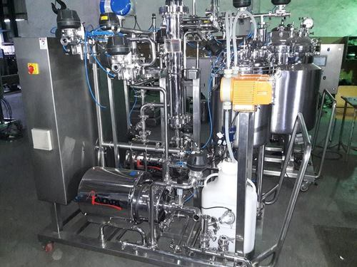 Pharmaceutical SIP/CIP System