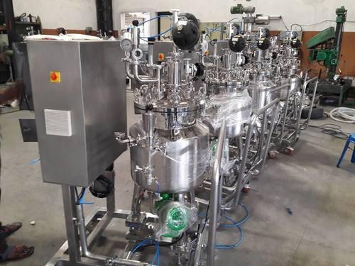 Pharmaceutical LVP Manufacturing Plant