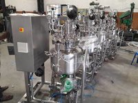 Pharmaceutical LVP Manufacturing Plant