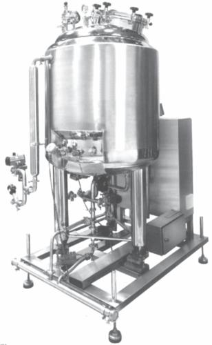 CIP Sterile Filling Vessel