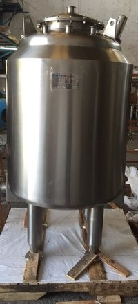 Pharmaceutical PW Storage Tank