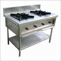 SS Cooking Gas Range