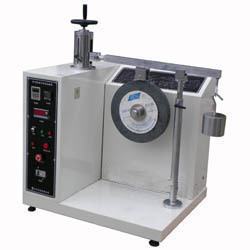 Suitcase Wheel Abrasion Testing Instrument