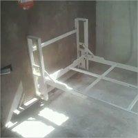 Single Folding Wall Bed Mechanism