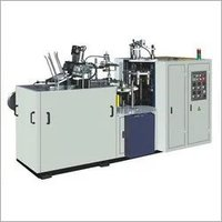 Automatic Coffee Cup Making Machine