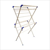 Elbow Joint  Powder Coated Cloth Drying Stand