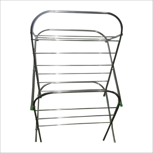 Folding Cloth Drying Stand